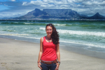 Helen in Wonderlust - South Africa