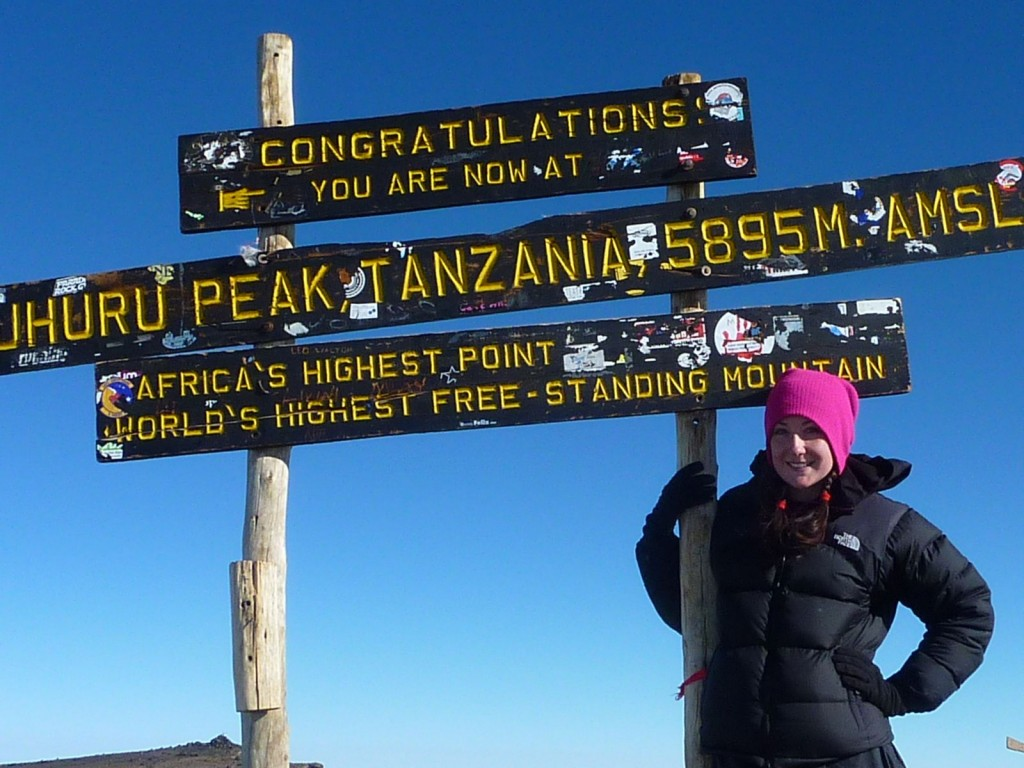 Summit of Kilimanjaro Top Tips For Success