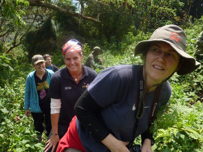 Gorilla Trekking in Rwanda (3)