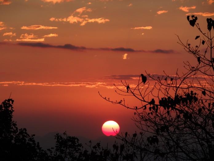 Sundet over Malawi