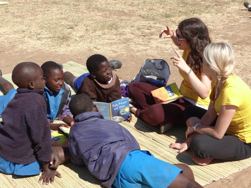 Book Bus Zambia