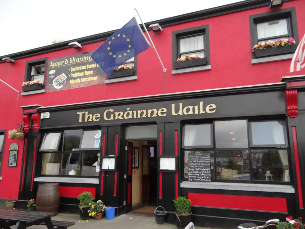 Grainne Uaile Pub Ireland's Wild Atlantic Way