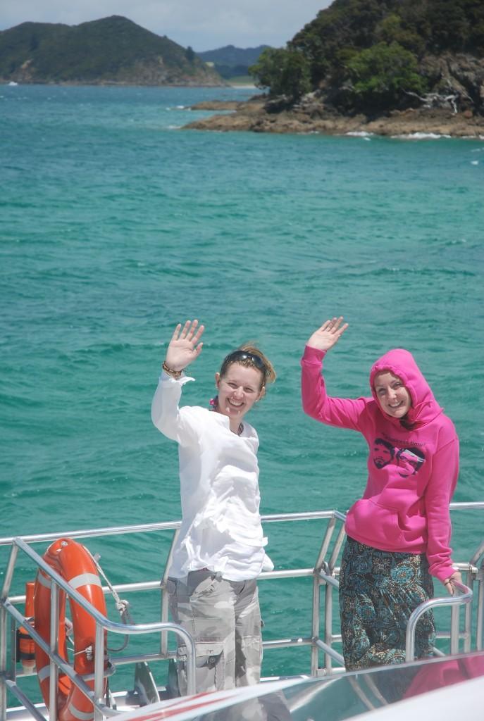 Cream Trip New Zealand