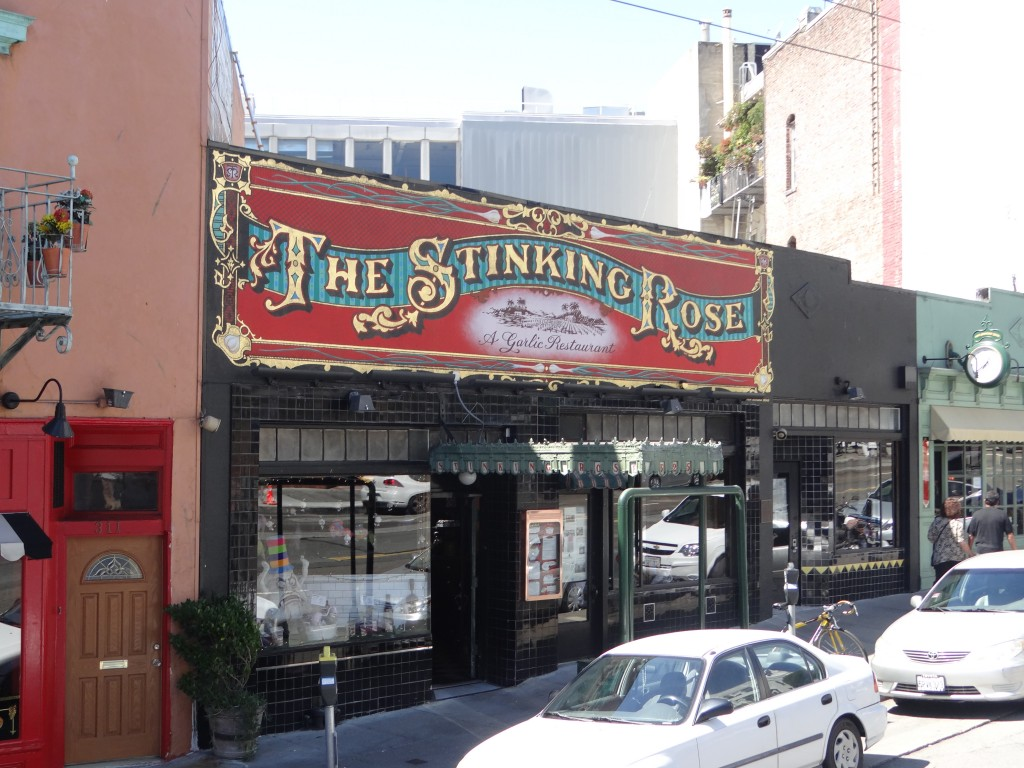 The Stinking Rose San Francisco