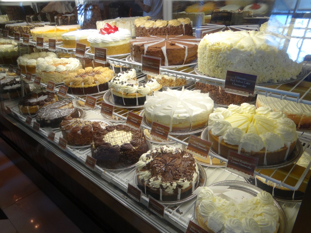 Cheesecake Factory San Francisco