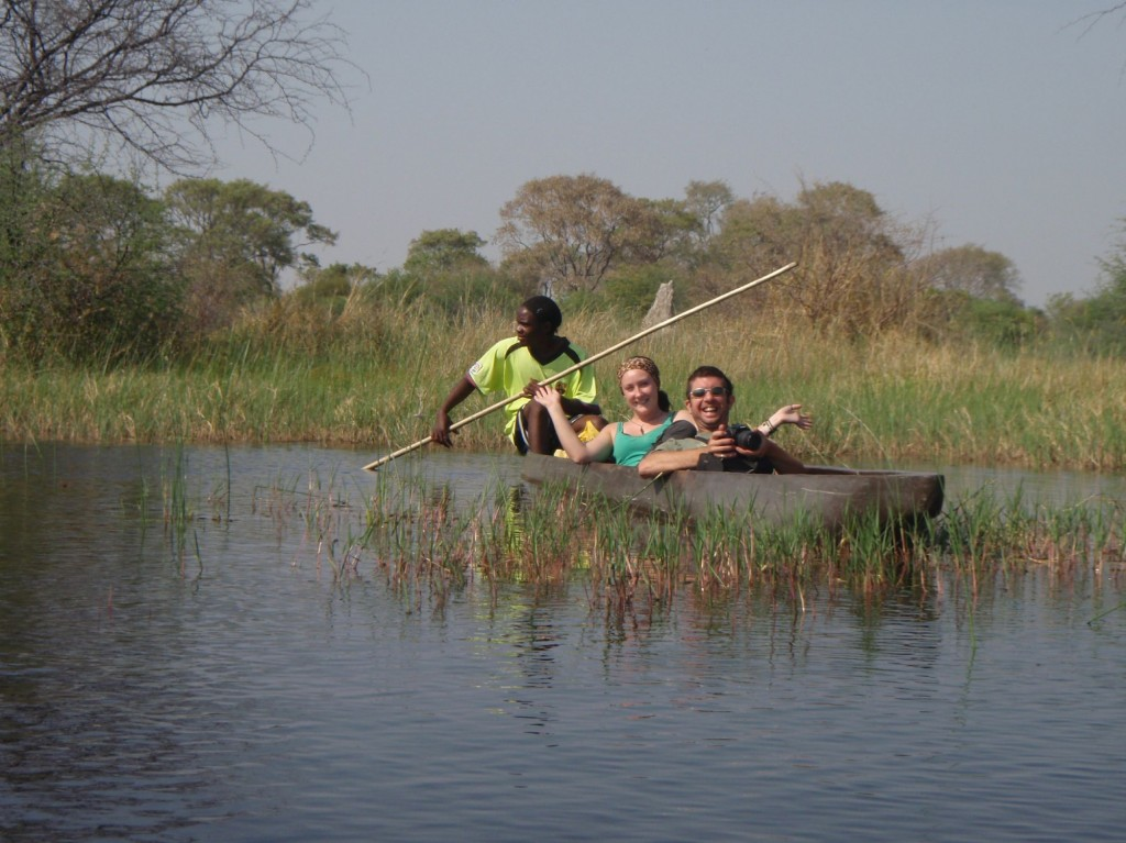 Ookavango Delta Botswana