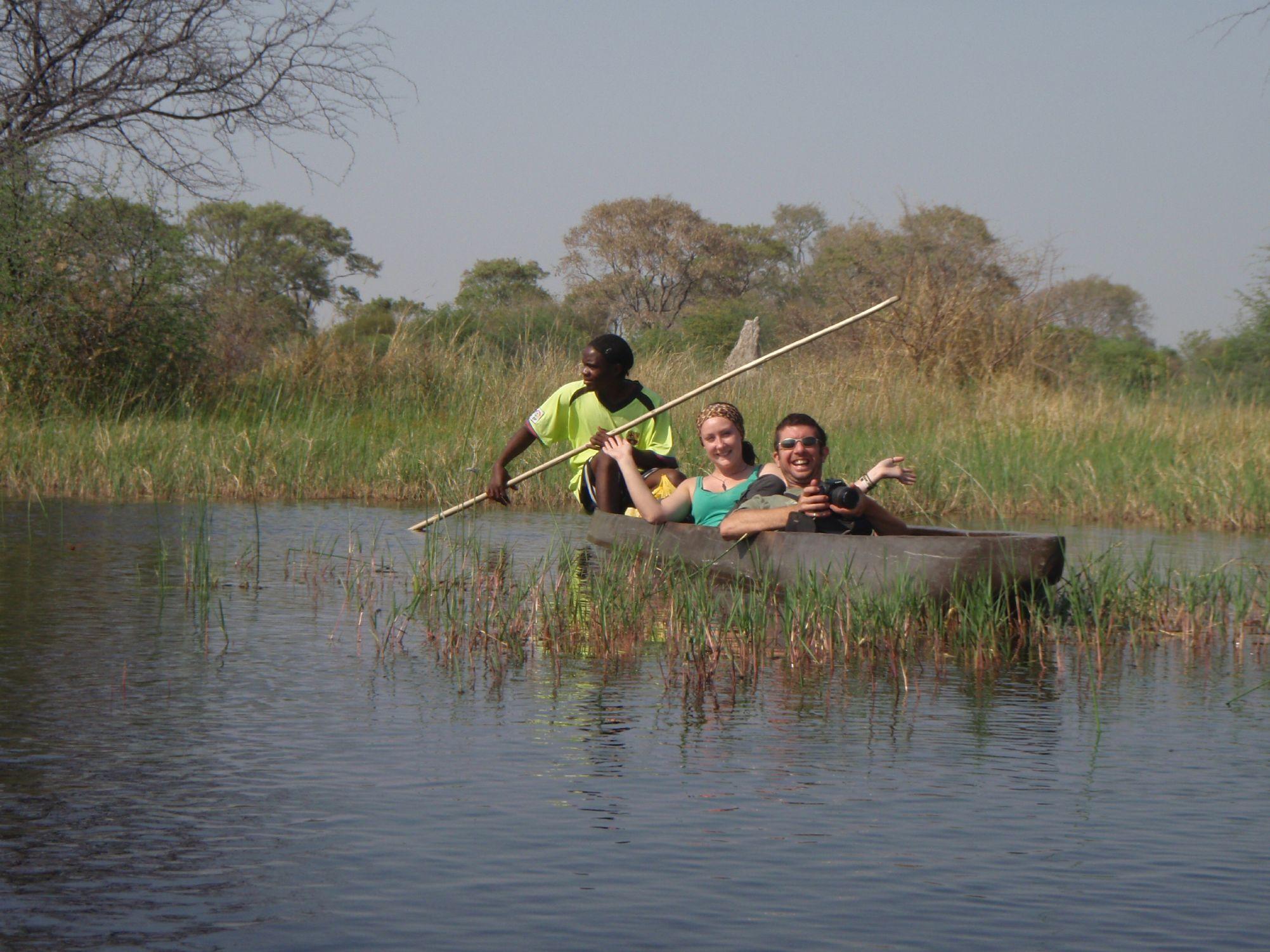 Okavango Delta, Botswana - Best Destinations for an African Safari