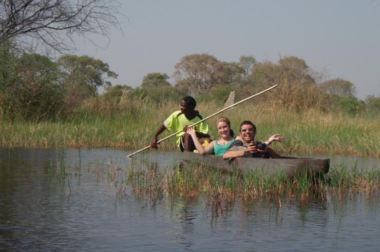 he Okavango Delta Botswana