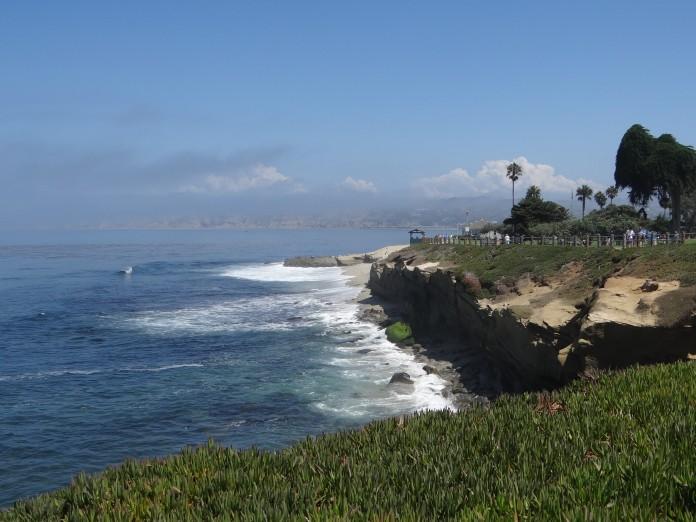 California Road Trip Itinerary - La Jolla
