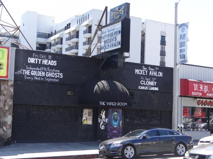 The Viper Rroom Hollywood