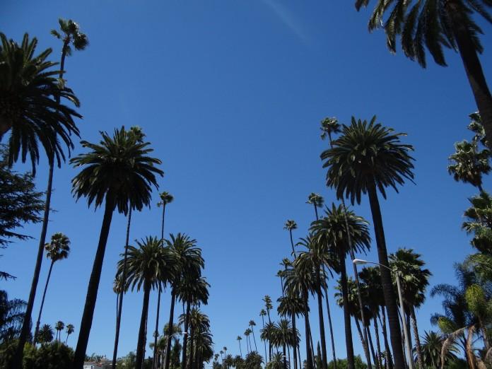 California Road Trip Itinerary - Hollywood