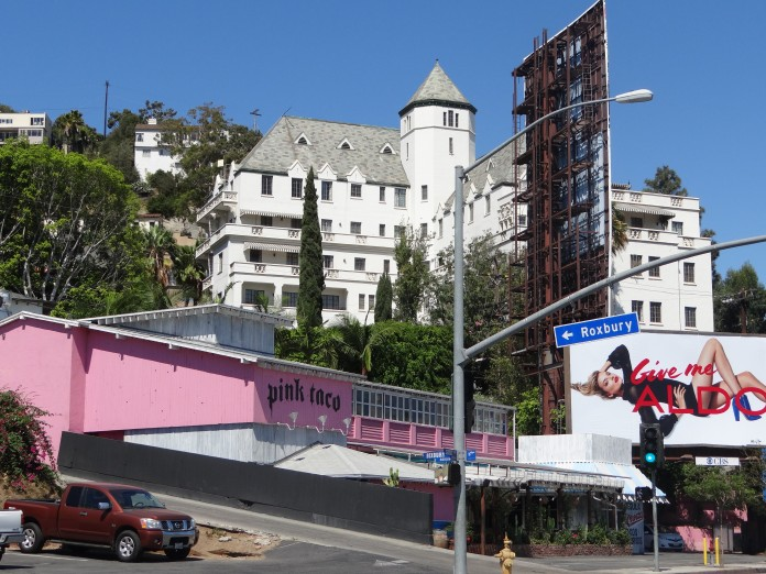 The Beverley Hills Hotel & The Pink Taco Hollywood