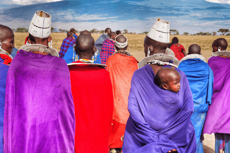 Tanzania - Visiting the Maasai Tribe