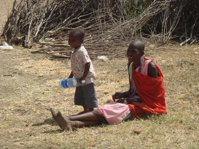 The Maasai Tribe