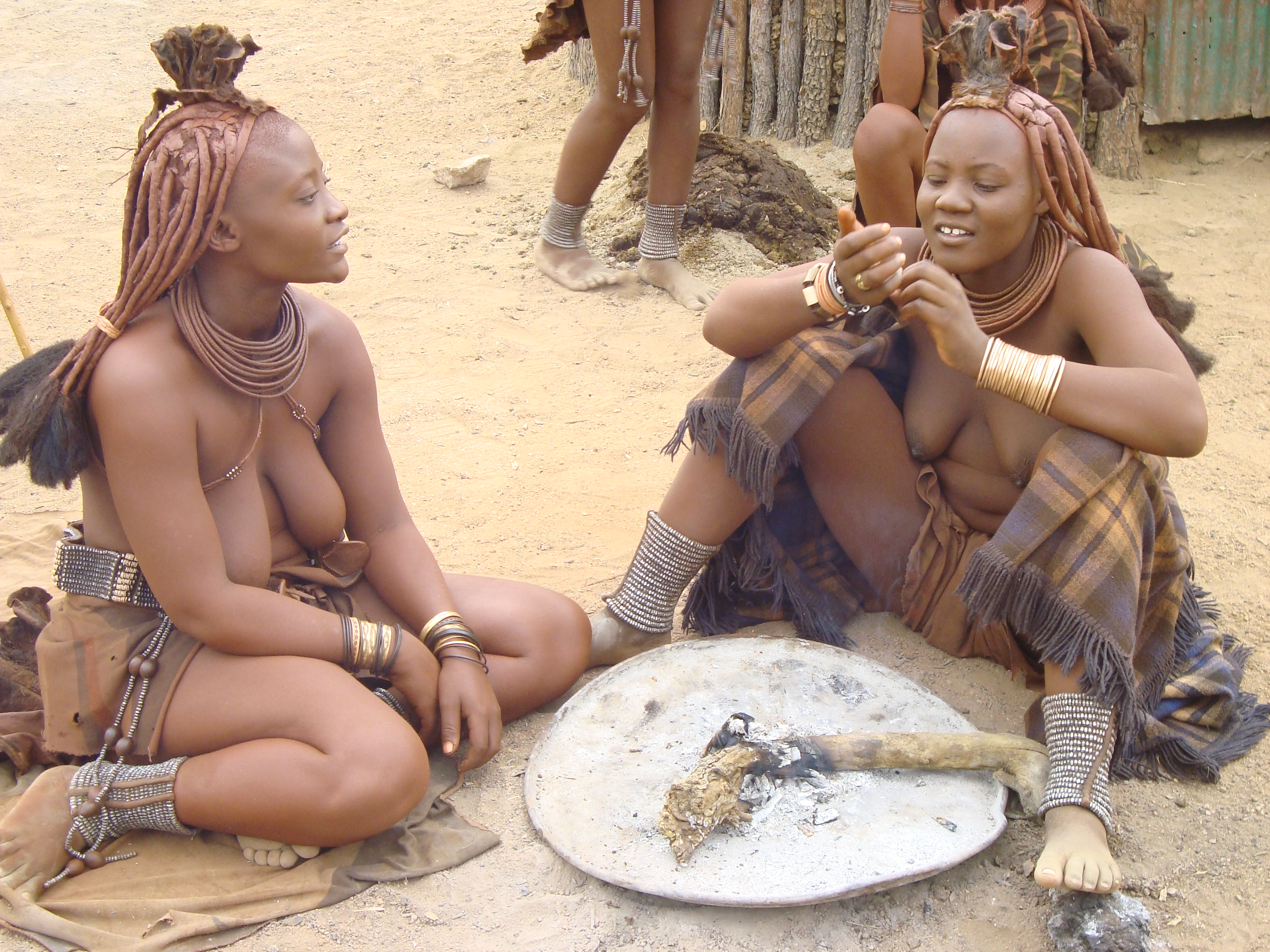 Sex in african tribes