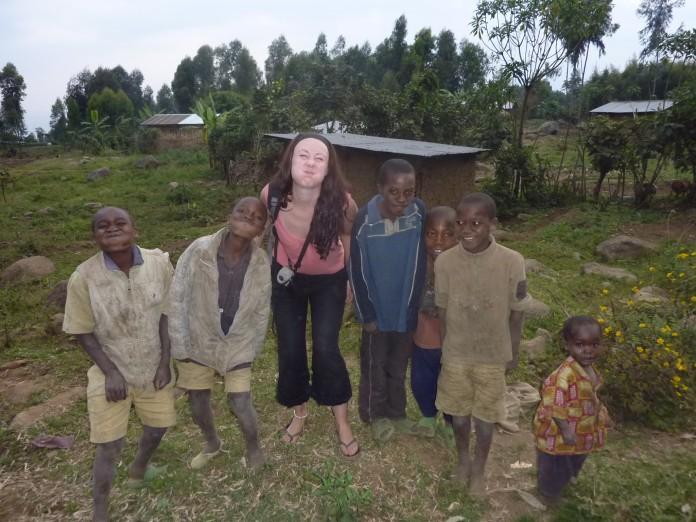 Kids of the Twa Tribe Rwanda