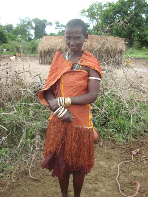 Mang'ati Tribe Tanzania