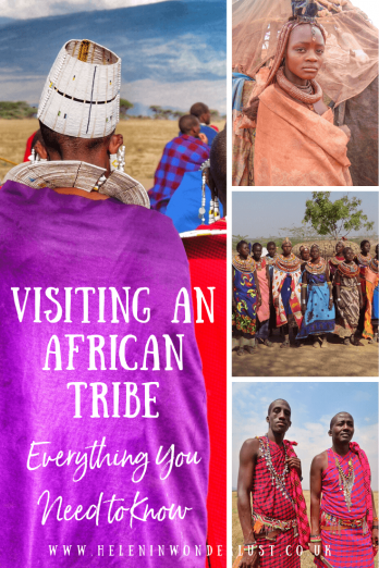 The Ethics of Visiting an African Tribe: What You Need To Know