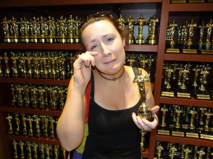 Oscar Acceptance Speech