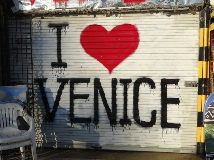 California Road Trip Itinerary - Venice Beach
