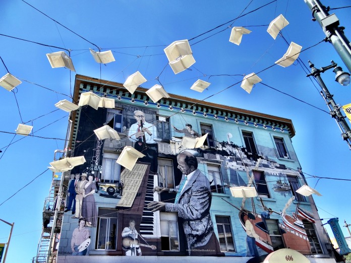 Street Art Chinatown San Francisco