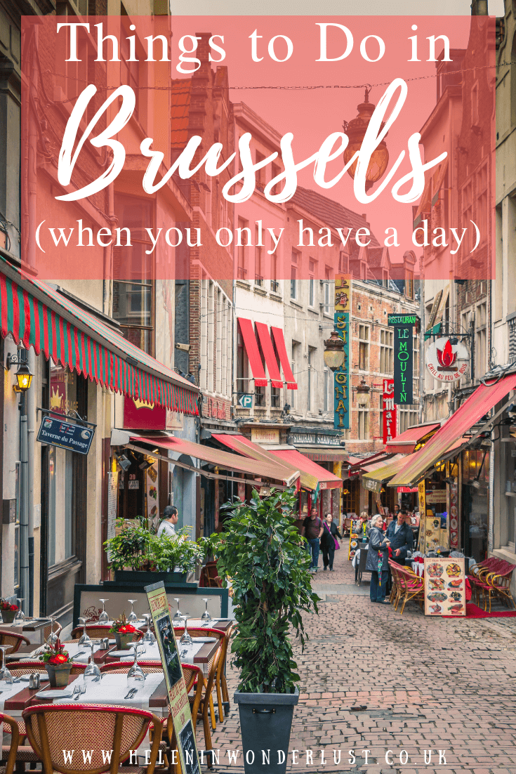 Things To Do in Brussels (when you only have a day)