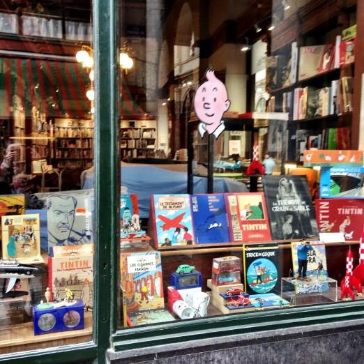 Tin Tin Bookstore
