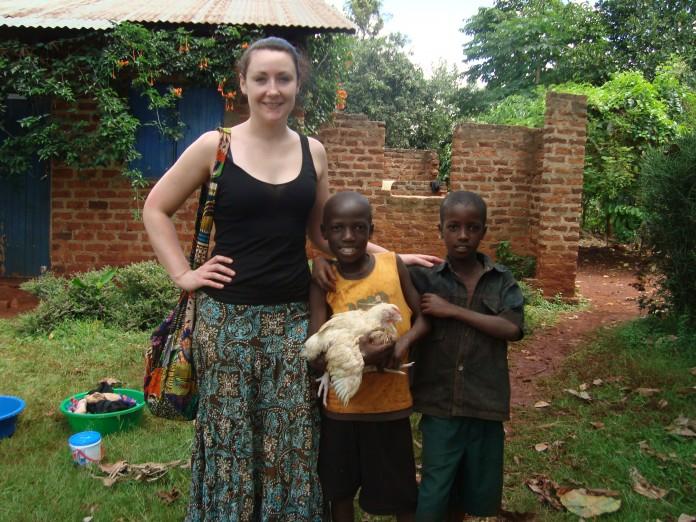 Helen and Joseph Uganda