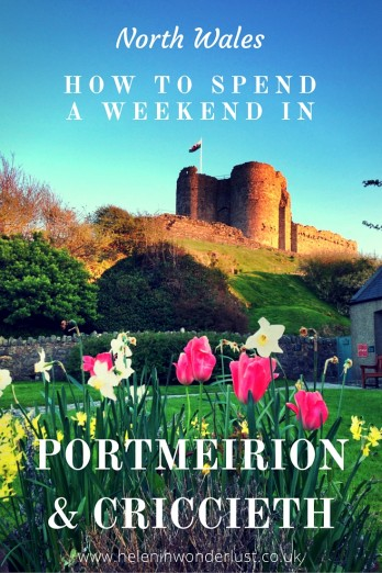 North Wales: How to spend a weekend in Portmeirion & Criccieth