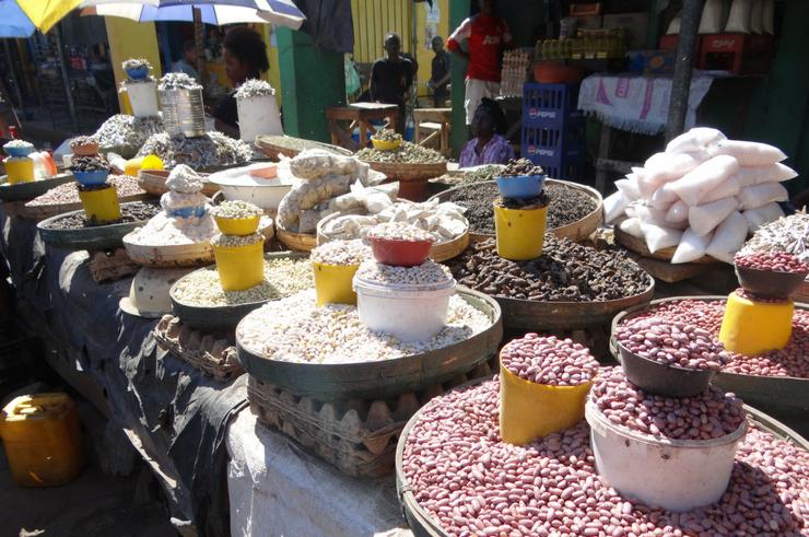 Dambwa Market Livingstone