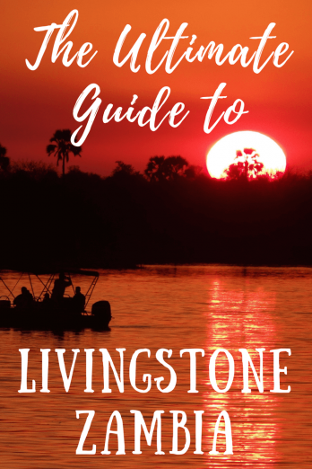Guide to Livingstone Zambia