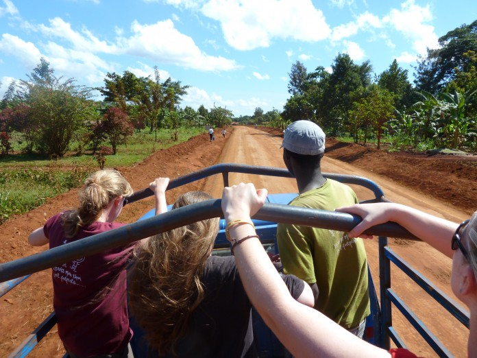 Ugandan Commute