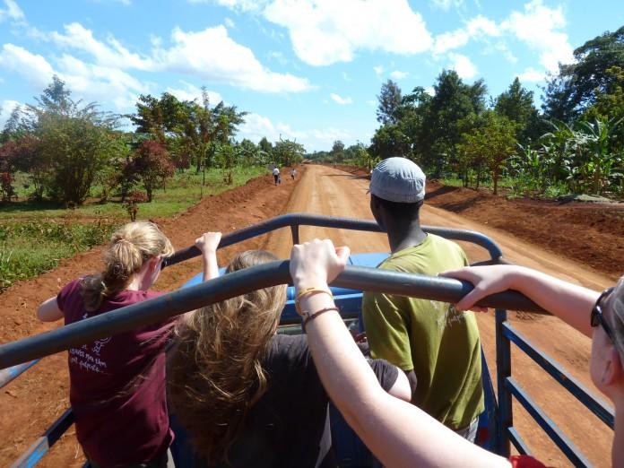 Ugandan Commute