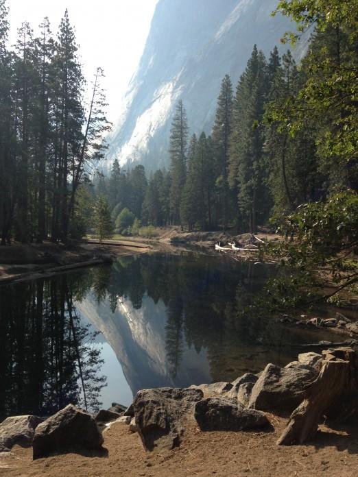 Yosemite and Las Vegas