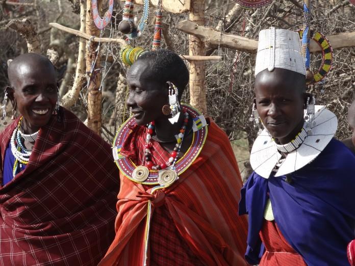 Maasai Tribe Tanzania East Africa