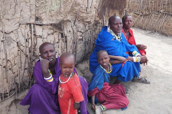 Maasai Tribe Tanzania