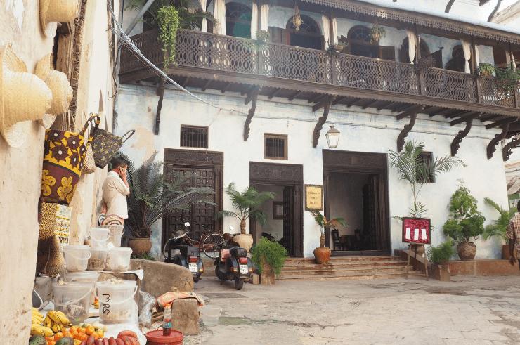 Emerson Spice, Stone Town, Zanzibar