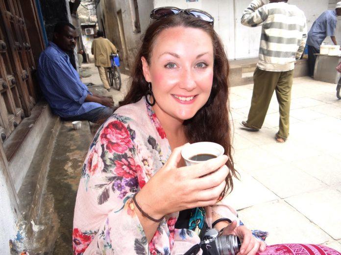Jaws Coffee Corner Stone Town Zanzibar