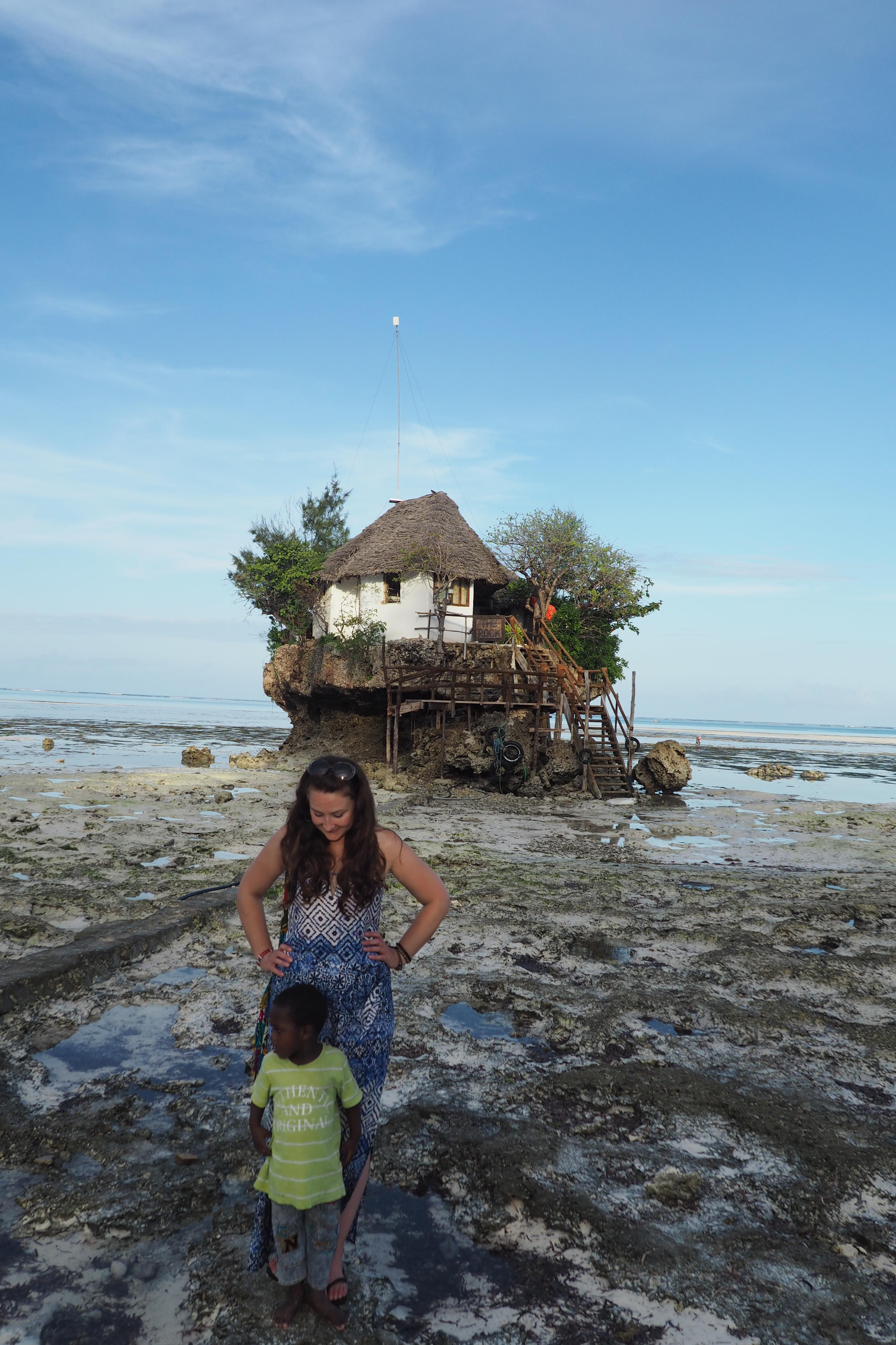 ... Zanzibar The Rock Zanzibar