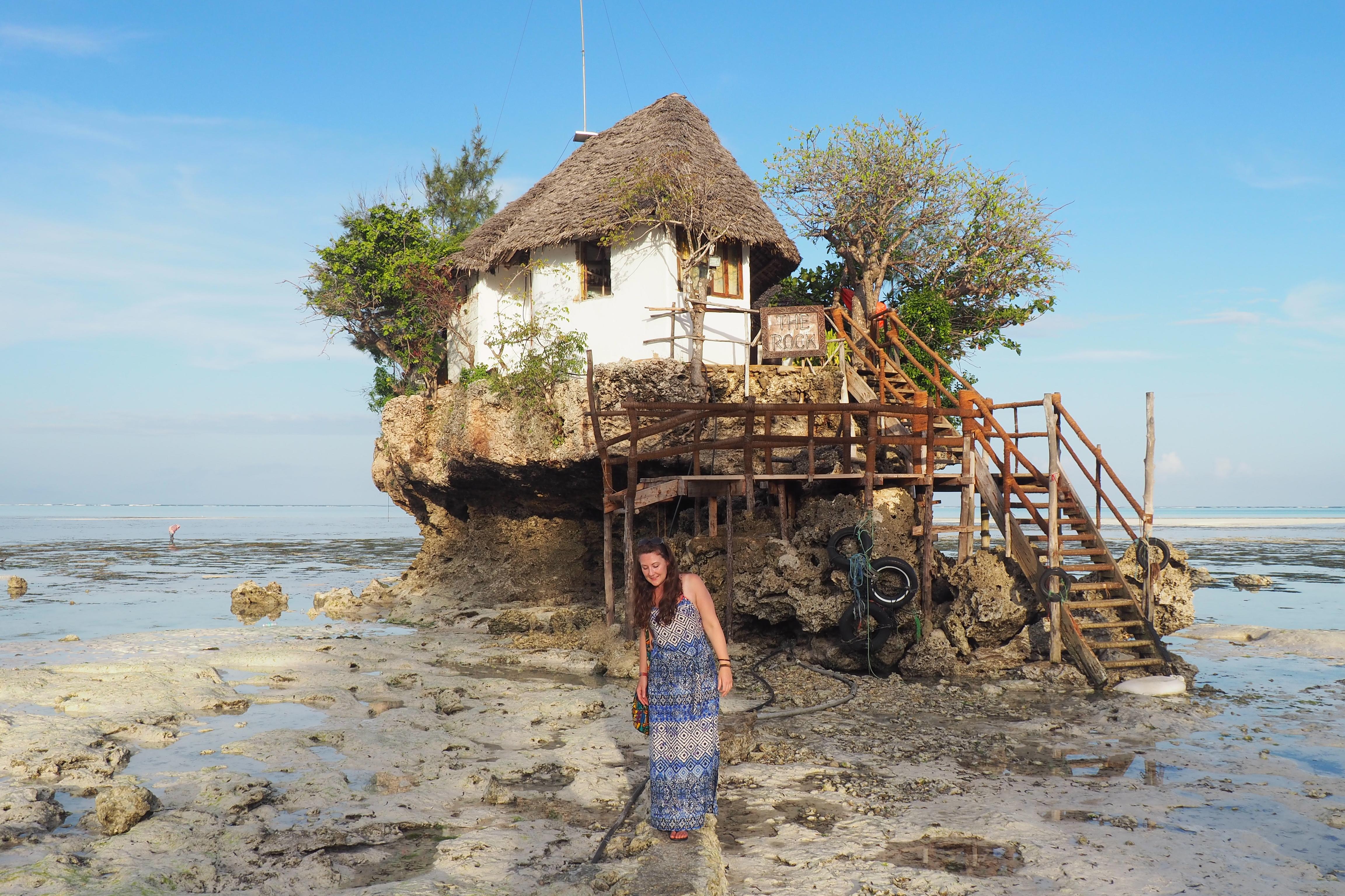 Exceptionnel The Rock Zanzibar ...