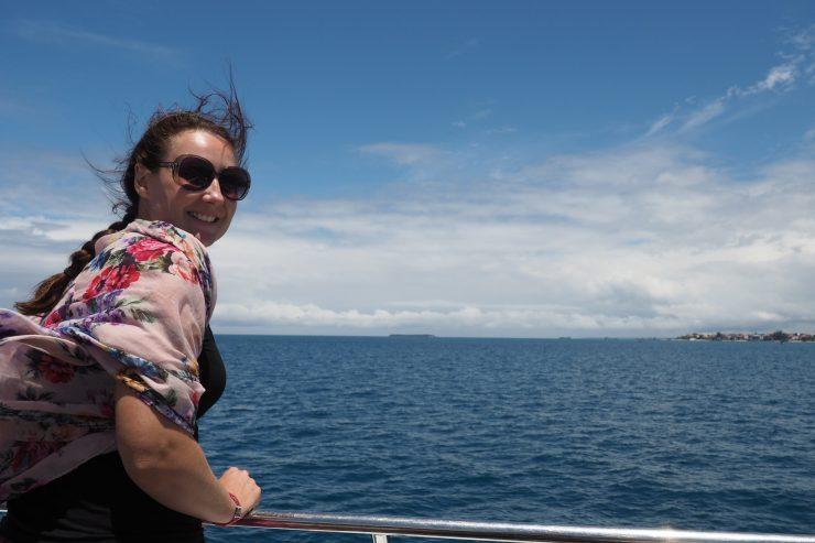 Zanzibar to Dar es Salaam Ferry