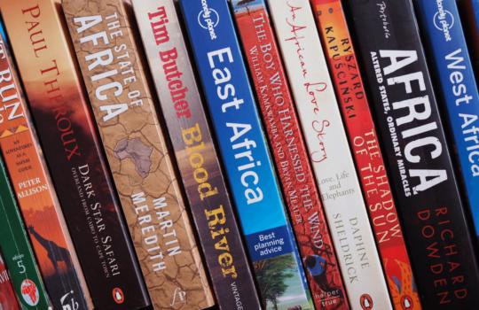 Best Africa Books