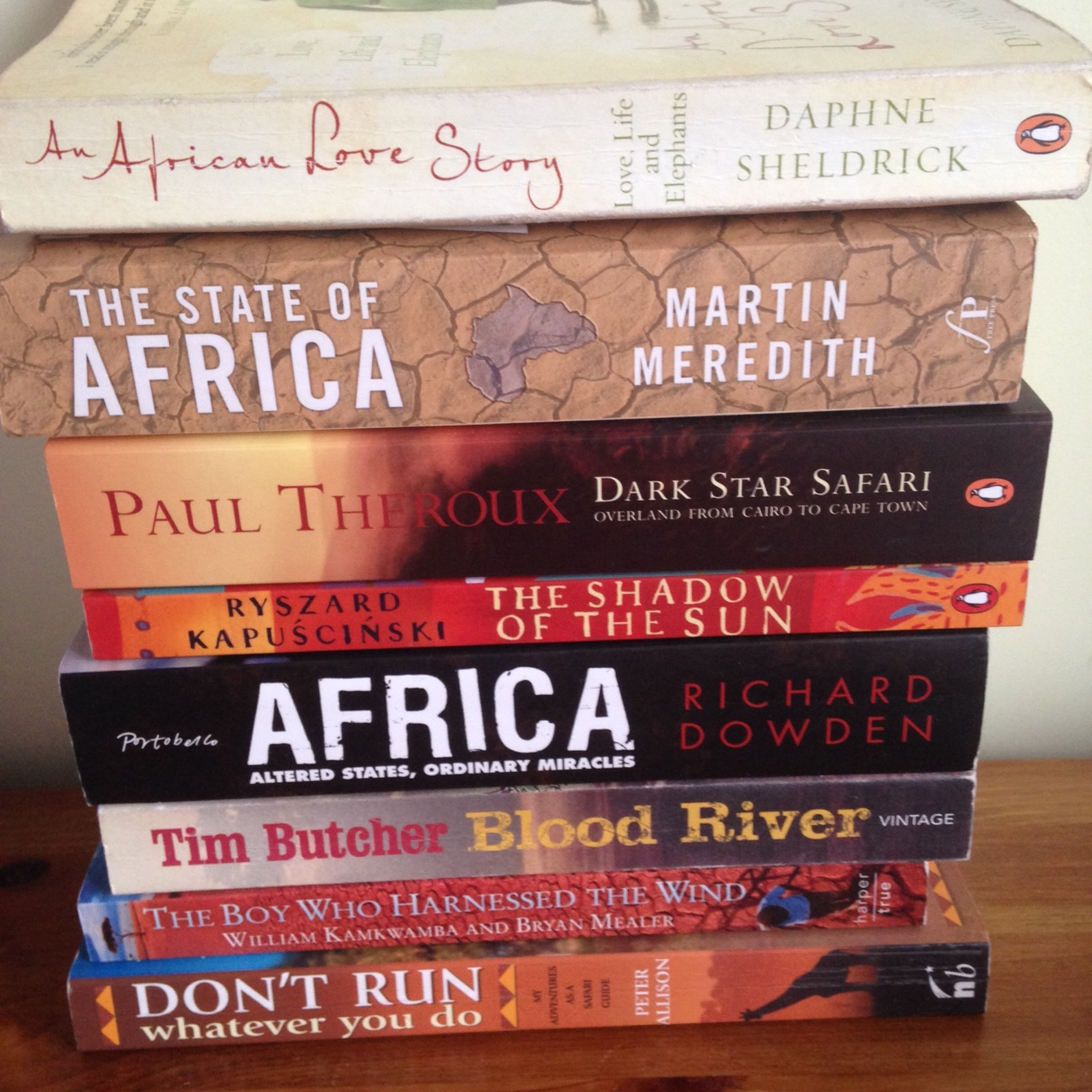 Travelling to Africa? Here's 10 Great Books You Should
