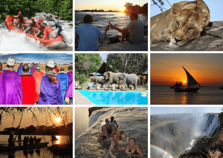 Africa Backpacking Tour