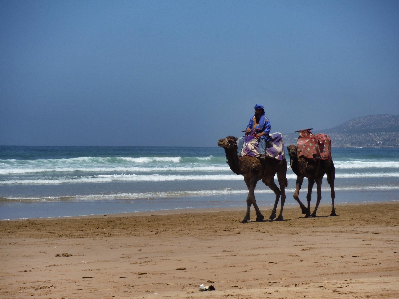 Surfing - Tamraght, Morocco - www.heleninwonderlust.co.uk