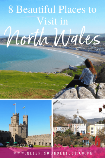 Looking for the perfect short break in the UK? Why not visit Wales! Here are some of the most beautiful places to visit in North Wales!