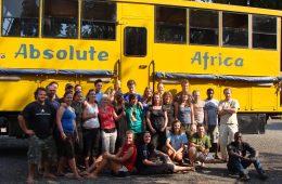 Absolute Africa Overland - Helen in Wonderlust