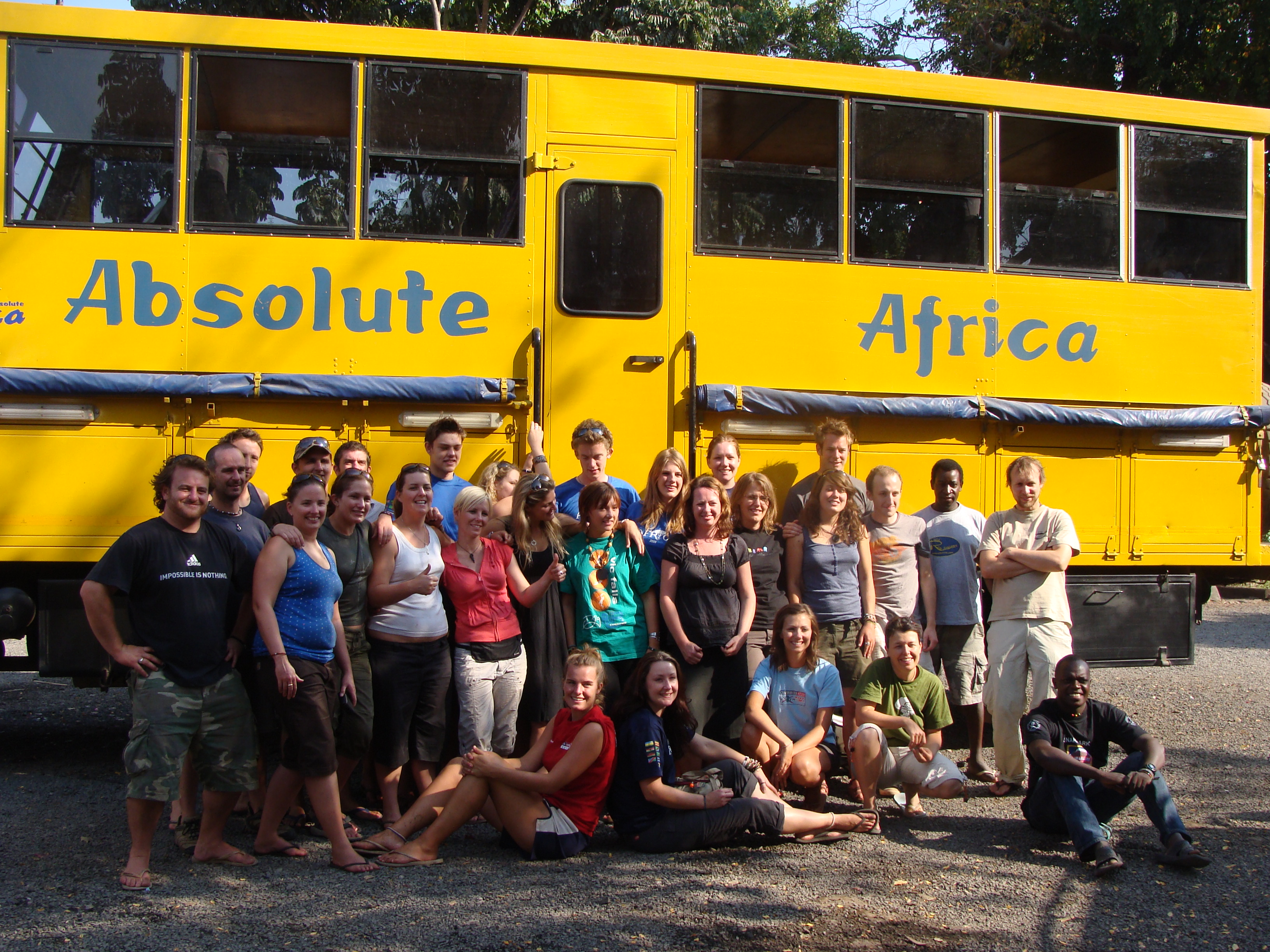 25 Things that WILL Happen on your Africa Overland Tour