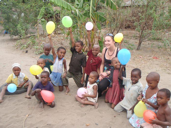 Bagamoyo Volunteering Helen in Wonderlust