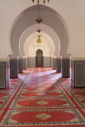 Moulay Ali Cherif Mosque, Rissani, Morocco.